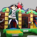 piraat springkussen luchtkussen getup verhuur scharsterbrug friesland